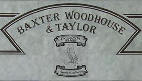 Baxter Woodhouse & Taylor (legacy video 4min)